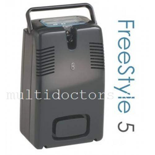 Airsep freestyle 5 portable concentrator freestyle 5: as077.