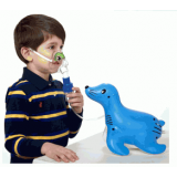 Sami the Seal PEDIATRIC Compressor Nebulizer Machine