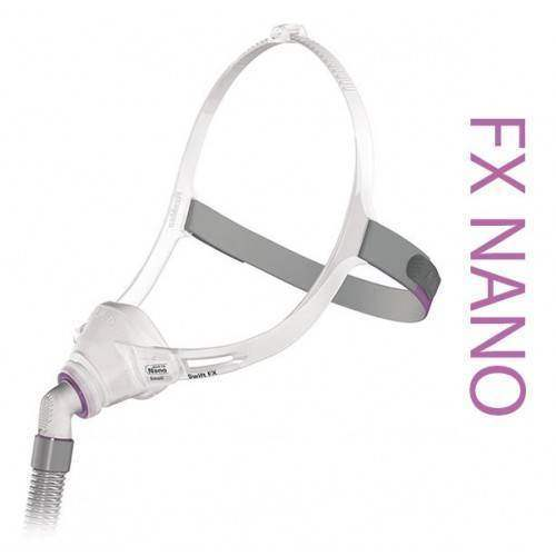 Swift™FX Nano For Her Nasal Mask with Headgear - multidoctorshop.com