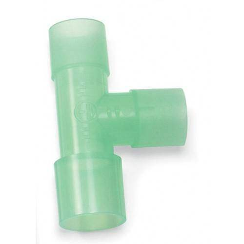Oxygen o attachment connector for both cpap and